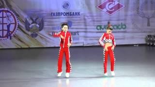 Baixar YANKOVSKIY Oleksandr - FILATOVA Varvara, Final, Rock 'n' Roll-Youth
