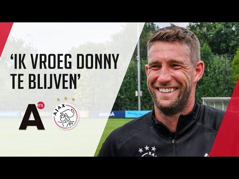 Ajax begonnen aan nieuwe seizoen