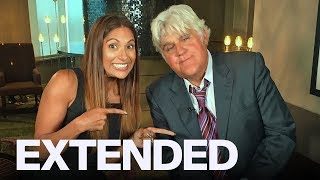 Jay Leno Talks Roseanne Barr, 'Who Is America' And Trump | EXTENDED