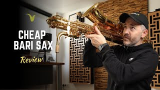 An Affordable Bari Sax that Plays Like a Pro Horn