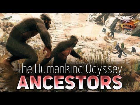 Ancestors The Humankind Odyssey - Ищем новый дом - Часть 6