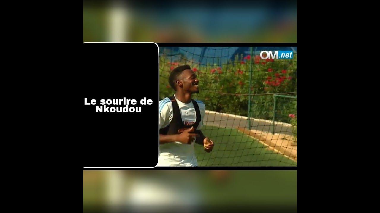 Olympique de Marseille-Le but et le sourire de GK