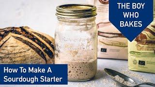How To Make A Sourdough Starter - The Sourdough Series Ep 1