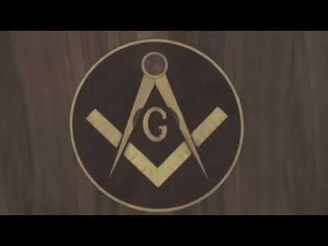 Inside The Masonic Lodge Lodge 741