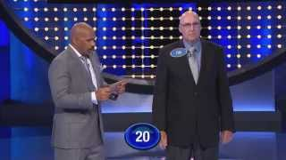 Steve Harvey - Saddest Game Show Loss Ever? Family Fued