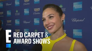 "Gal Gadot Calls ""Wonder Woman"" Success ""Amazing"" 