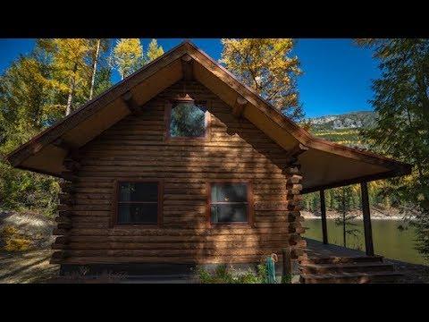 20x30 Stillwater Log Cabin You