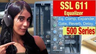 500 Series SSL 611 EQ