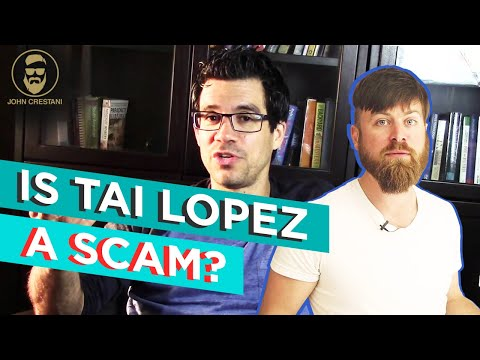 How Did Tai Lopez Get Rich? (hint, its called affiliate marketing) thumbnail