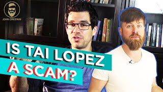 How Did Tai Lopez Get Rich? (hint, its called affiliate marketing)