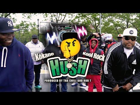 "Kokane ""HUSH"" ft. Kool Rock Ski [MUSIC VIDEO]"