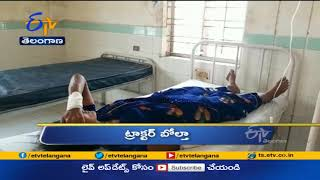 12 Noon | Ghantaravam | News Headlines | 9th April 2021 | ETV Telangana