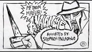 RIP MF DOOM-Avalanche- Fan Animation