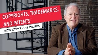 What is the Difference Between Copyrights, Trademarks, and Patents? | Part 1/8 | Berklee Online