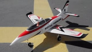 Airfield Sonic Piercer 64mm EDF Jet Review