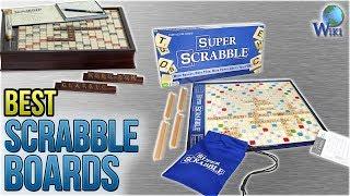8 Best Scrabble Boards 2018