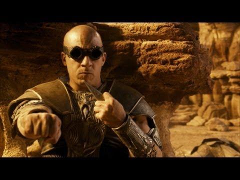 'Riddick'  starring Vin Diesel
