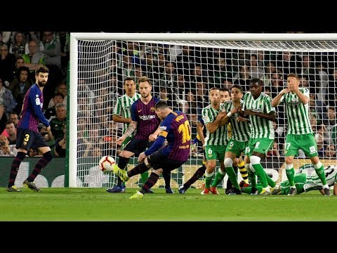 🎤🔥AUDIO COPE Goles Betis vs FC Barcelona🎤🔥 (1-4) | 17/03/201