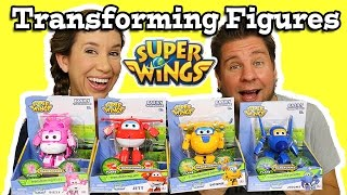 Super Wings Figures