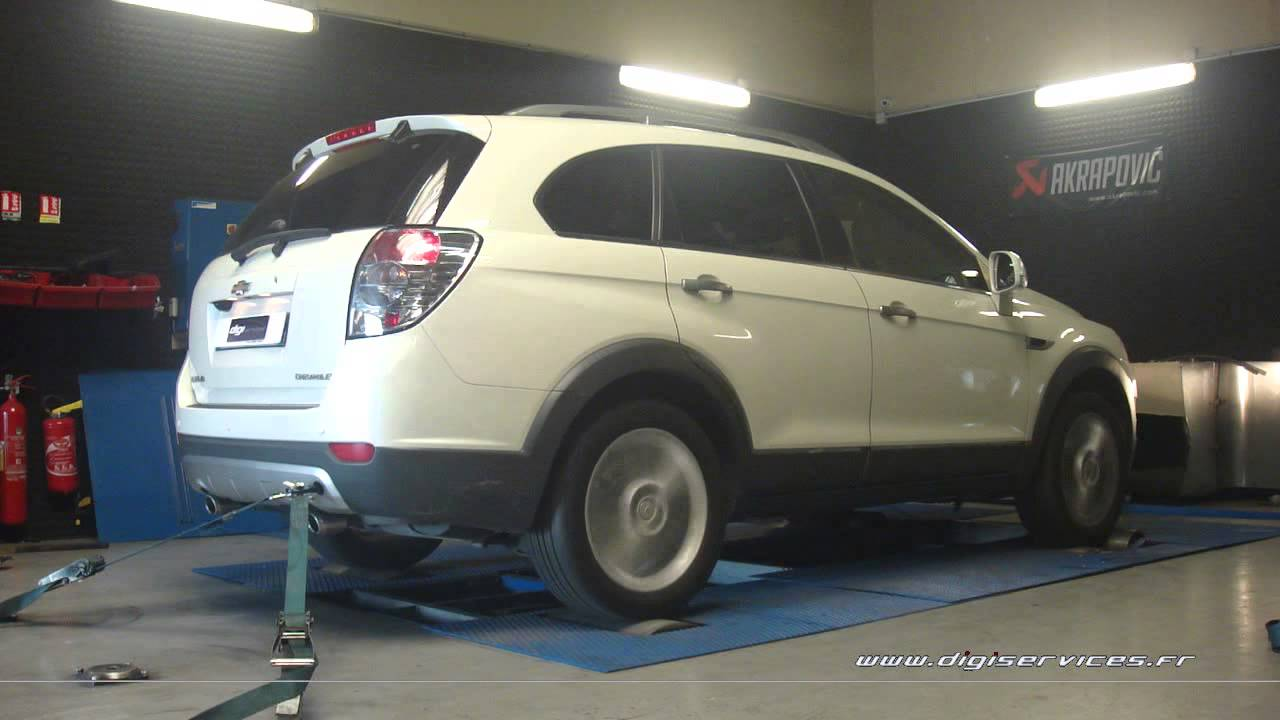 All Chevy chevy captiva awd : Chevrolet Captiva 2.2 vcdi 184cv AUTO Reprogrammation Moteur ...