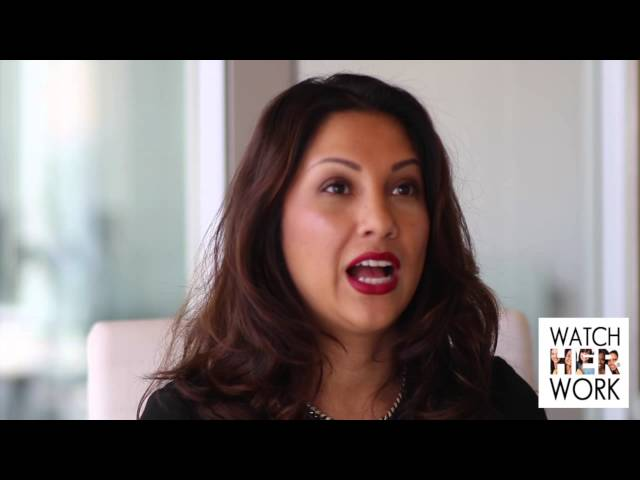 Entrepreneurship: Focus Is The Key, Nancy Almodovar | WatchHerWorkTV