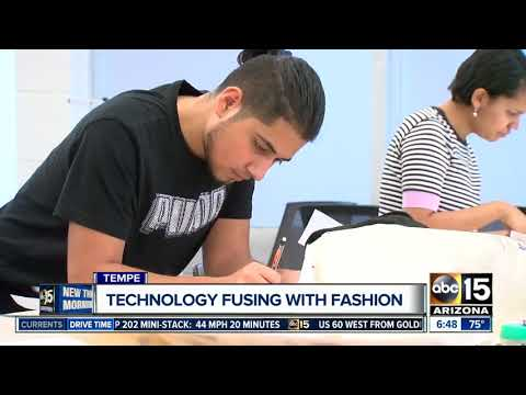 Arizona State University testing the limits for fashion industry