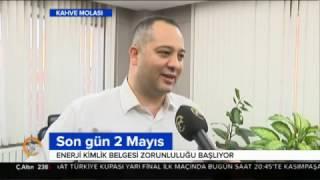 Genel Müdürümüz Mehmet Işıklar Enerji Kimlik Belgesi Hakkında Bilgi Verdi