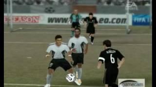 Fifa 07 Ronaldinho Tricks And Headbang