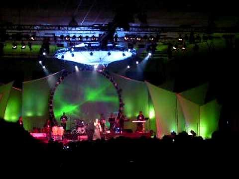 Anwesha at NABC 2009, California: Barso Re