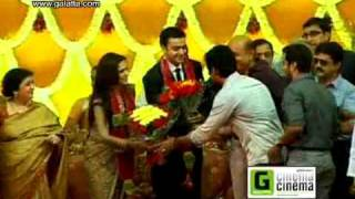 Soundarya Rajinikanth and Ashwin Wedding Reception Part-1