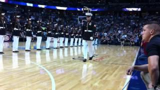 usmc silent drill platoon 4 11 2011