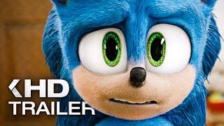 SONIC Trailer German Deutsch (2020)