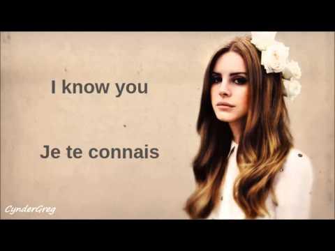 LANA DEL REY - Once Upon a Dream [Lyrics] + [Traduction FR]