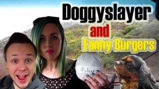 Doggyslayers and Fanny Burgers | Get Germanized Vlogs | Episode 08