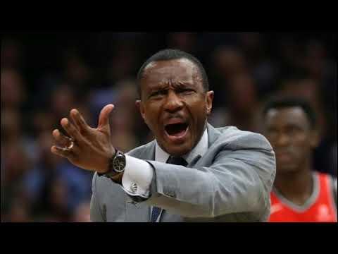 Toronto Raptors fire Head Coach Dwane Casey after winning Coach of the year