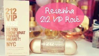 Скачать Resenha Perfume 212 Vip Rosé Carolina Herrera