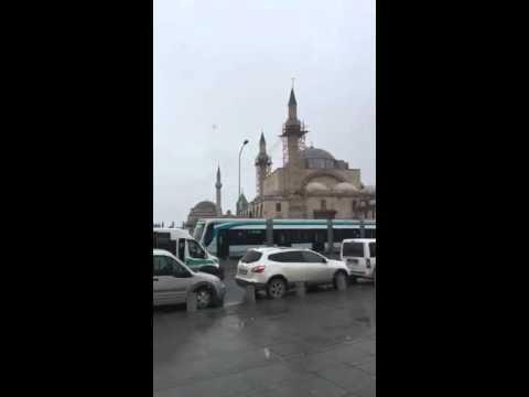 سنابات تركيا بعيون عربية من مدينة قونيا التركية / Konya الجزء الاول