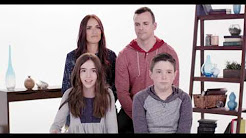 The Eh Bee Family on Seasonal Allergies | FLONASE® SENSIMIST™ Allergy Relief