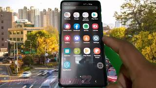 Samsung Galaxy S10 : How to change Touchpad size (android pie)