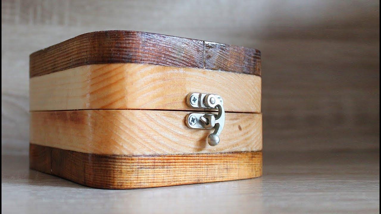 Diy wooden box designs