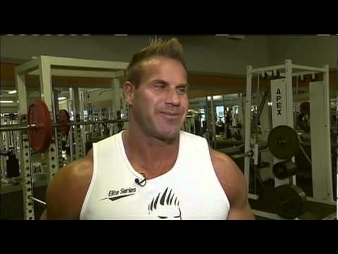 Mr. Olympia (5 Of 5) - December 4th