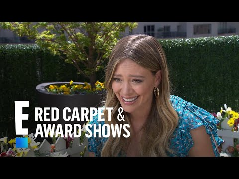 Hilary Duff Talks Prioritizing Parenting & Personal Time | E! Live from the Red Carpet