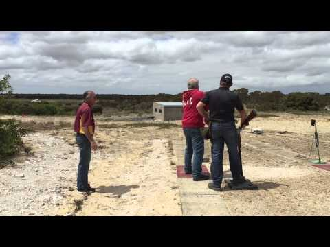 Clay Pigeon Shooting - Lake Albert Gun Club