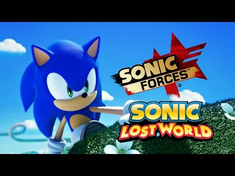 Sonic Lost World Intro But It Has The Sonic Forces Main Theme