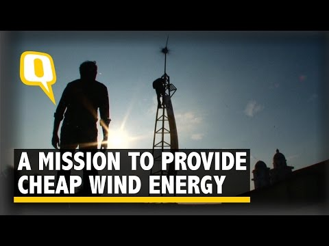 The Quint: Two Brothers on a Mission to Make Wind Energy Cheaper