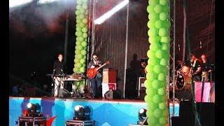 День Металлургов 2018, выступление группы