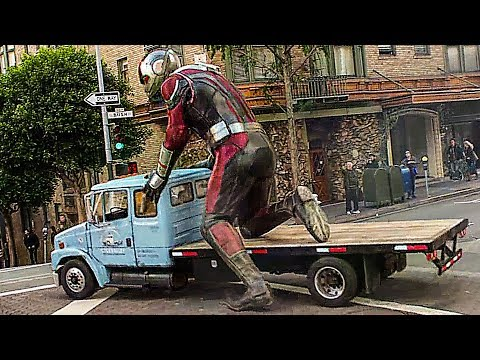 Ant Man 2 Official Full TRAILERS (Trailer...