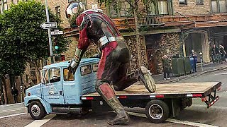 Ant Man 2 Official Full TRAILERS (Trailer 2 + Trailer 1) - Marvel Movie HD 2K