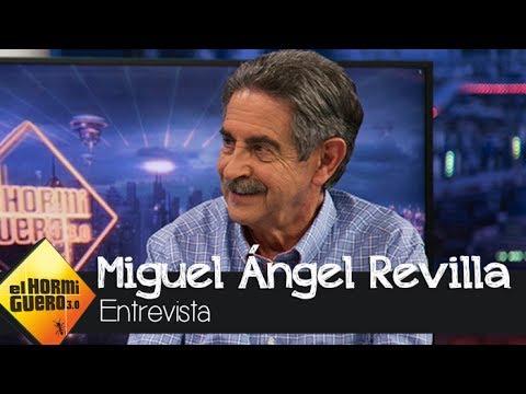 La prevaricación que cometió Miguel Ángel Revilla para ligar - El Hormiguero 3.0