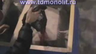 Двухвальный бетоносмеситель МАСТЕК. (бетономешалка)(Испытание двухвального бетоносмесителя МАСТЕК совместно со специалистами Челябинского Завода Стройконст..., 2010-04-20T09:43:47.000Z)